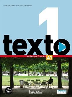 Texto 1 LIVRE DE L'ELEVE + DVD