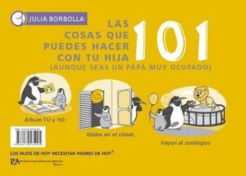 101 COSAS QUE PUEDES HACER CON TU HIJO HIJA