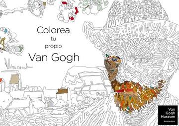 COLOREA TU PROPIO VAN GOGH