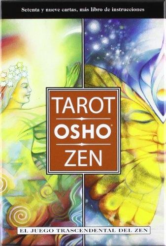 OSHO ZEN  EDICION ANIVERSARIO (LIBRO + CARTAS) TAROT
