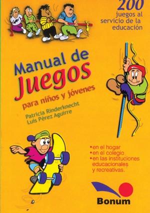 MANUAL DE JUEGOS