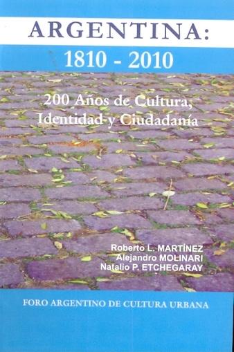 ARGENTINA 1810-2010