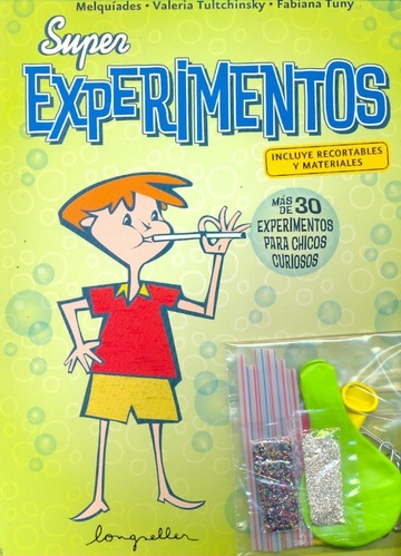 SUPER EXPERIMENTOS