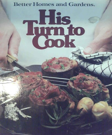 His turn to cook (Usado)