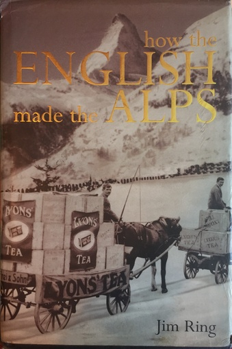 How the english made the alps (Usado)