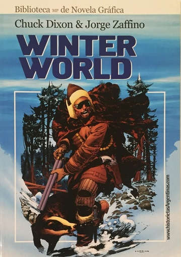 # 7. Winterworld (+ Wintersea)