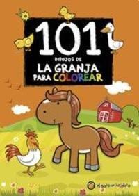 101 DIBUJOS DE LA GRANJA PARA COLOREAR