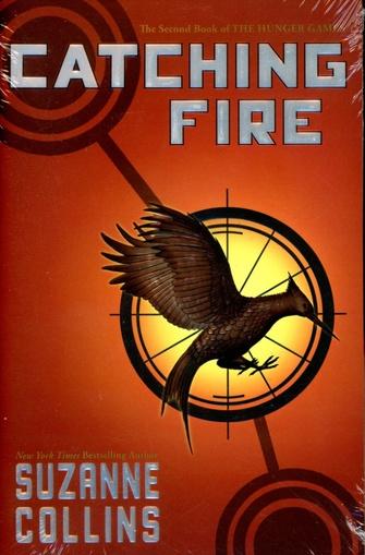 CATCHING FIRE BOOK 2