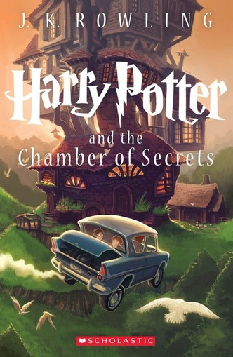 HARRY POTER AND THE CHAMBER OF SECRETS
