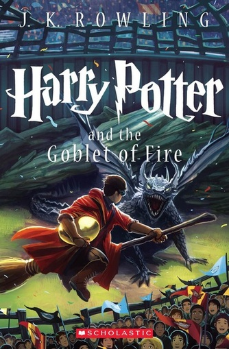 HARRY POTER AND THE GOBLET OF FIRE