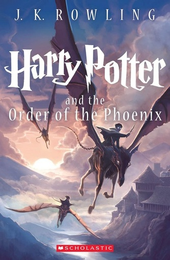 HARRY POTER AND THE ORDEN OF THE PHOENIX