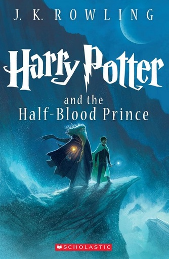 HARRY POTER AND THE HALF BLOOD PRINCE