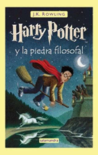 HARRY POTTER 1 Y LA PIEDRA FILOSOFAL TD