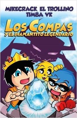 LOS COMPAS 1  EL DIAMANTITO LEGENDARIO