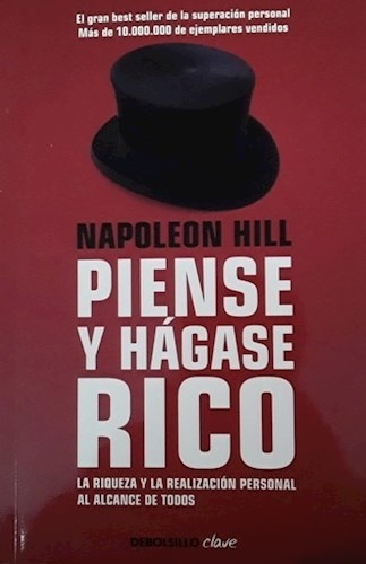 PIENSE Y HAGASE RICO BOLSILLO