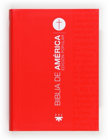 BIBLIA DE AMERICA POPULAR ROJA