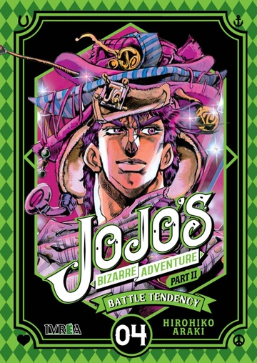 JOJO'S BIZARRE ADVENTURE 4 BATTLE TENDEN