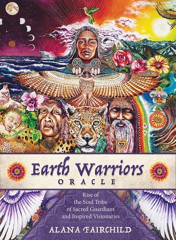 EARTH WARRIORS ORACLE USGAMES ( INGLES)