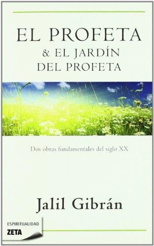 el profeta y el jardin del profeta librer a pocho
