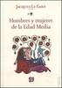 Tapa del libro HOMBRES Y MUJERES DE LA EDAD MEDIA
