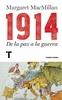 Tapa del libro 1914