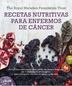 Tapa del libro RECETAS NUTRITIVAS PARA ENFERMOS DE CÁNCER