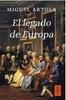 Tapa del libro EL LEGADO DE EUROPA