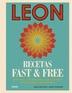 Tapa del libro LEON. RECETAS FAST & FREE