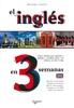 Tapa del libro INGLES EN 3 SEMANAS, EL