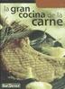 Tapa del libro GRAN COCINA DE LA CARNE, LA