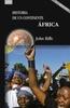 Tapa del libro ÁFRICA
