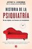 Tapa del libro HISTORIA DE LA PSIQUIATRIA