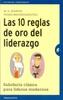 Tapa del libro DIEZ REGLAS DE ORO DEL LIDERAZGO