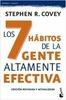 Tapa del libro 7 HABITOS DE LA GENTE ALTAMENTE EFECTIVA