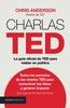 Tapa del libro CHARLAS TED