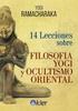 Tapa del libro 14 LECCIONES SOBRE YOGI Y OCULTISMO ORIENTAL
