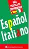 Tapa del libro GUIA PRACTICA DE CONVERSACION ESPAÑOL ITALIANO