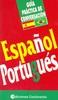 Tapa del libro ESPAÑOL PORTUGUES - GUIA PRACTICA DE CONVERSACION