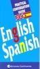 Tapa del libro ENGLISH SPANISH - PRACTICAL CONVERSATION GUIDE