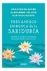 Tapa del libro TRES AMIGOS EN BUSCA DE LA SABIDURIA