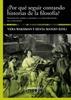 Tapa del libro ¿POR QUE SEGUIR CONTANDO HISTORIAS DE LA FILOSOFIA?