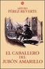 Tapa del libro CABALLERO DEL JUBON AMARILLO, EL