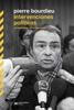 Tapa del libro INTERVENCIONES POLÍTICAS
