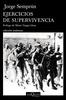Tapa del libro EJERCICIOS DE SUPERVIVENCIA