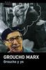 Tapa del libro GROUCHO Y YO
