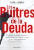 Tapa del libro BUITRES DE LA DEUDA