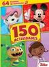 Tapa del libro DISNEY 150 JUEGO Nº1