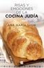 Tapa del libro RISAS Y EMOCIONES DE LA COCINA JUDIA