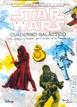Cuaderno galáctico Star Wars