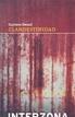Clandestinidad (Editorial Interzona)